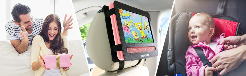 Shop Kids Portable DVD Players