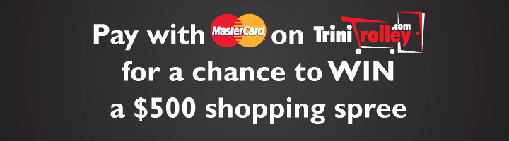 MasterCard Shopping Spree on TriniTrolley