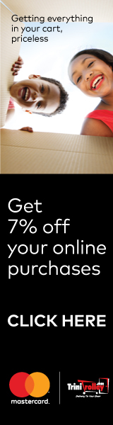 7% Discount on your International Purchases with MasterCard