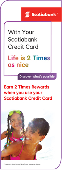 ScotiaBank Credit Card Application