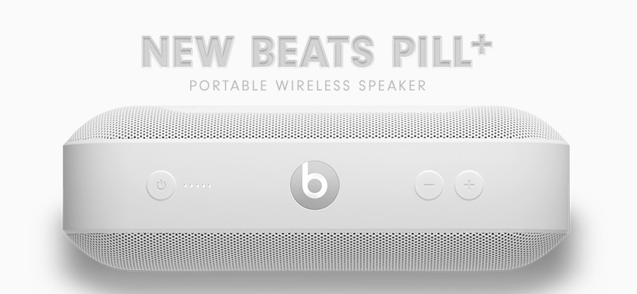Shop Beats Pill Plus