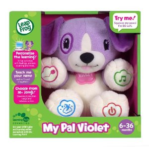 LeapFrog My Pal Violet (Frustration Free Packaging)