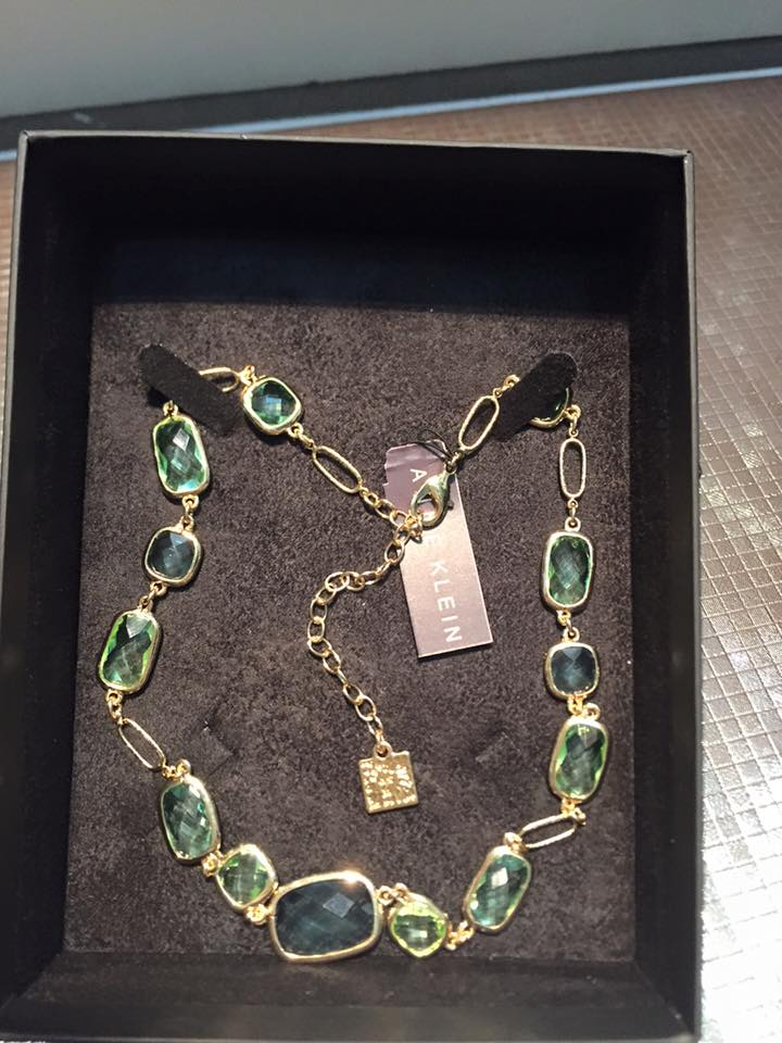 Ann Klein Statement Necklace