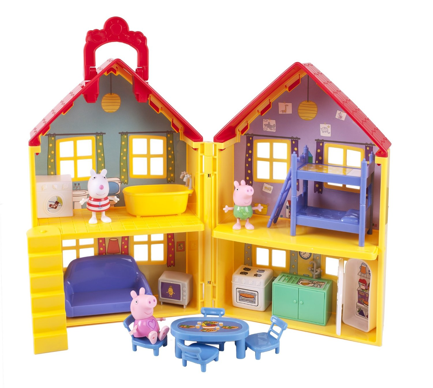 Peppa Pig\'s Deluxe House