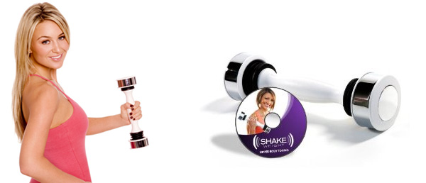 As Seen on TV Shake Weight for Women