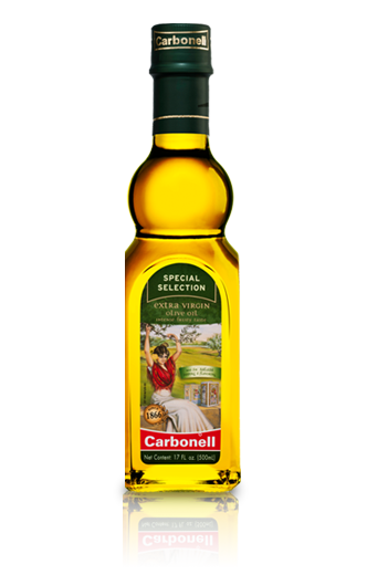 CARBONELL EXTRA VIRGIN OLIVE OIL 500ML