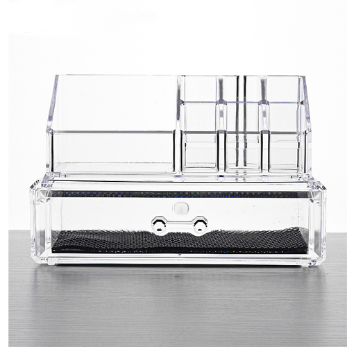 Makeup Cosmetic Organizer Storage Drawers Display Boxes Case