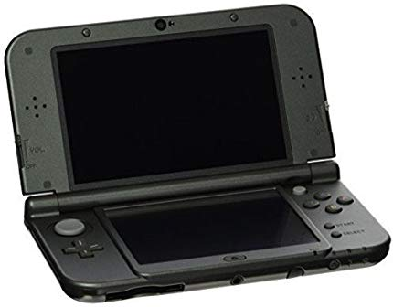 Nintendo New 3DS XL Modified with 50 Games - Black