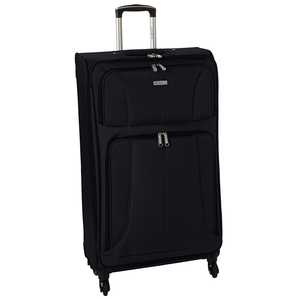 Samsonite Large Black Suitcase (Rent)