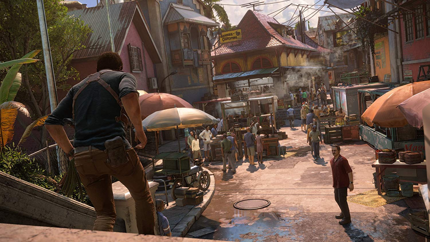 Uncharted 4: A Thief\'s End - PlayStation 4