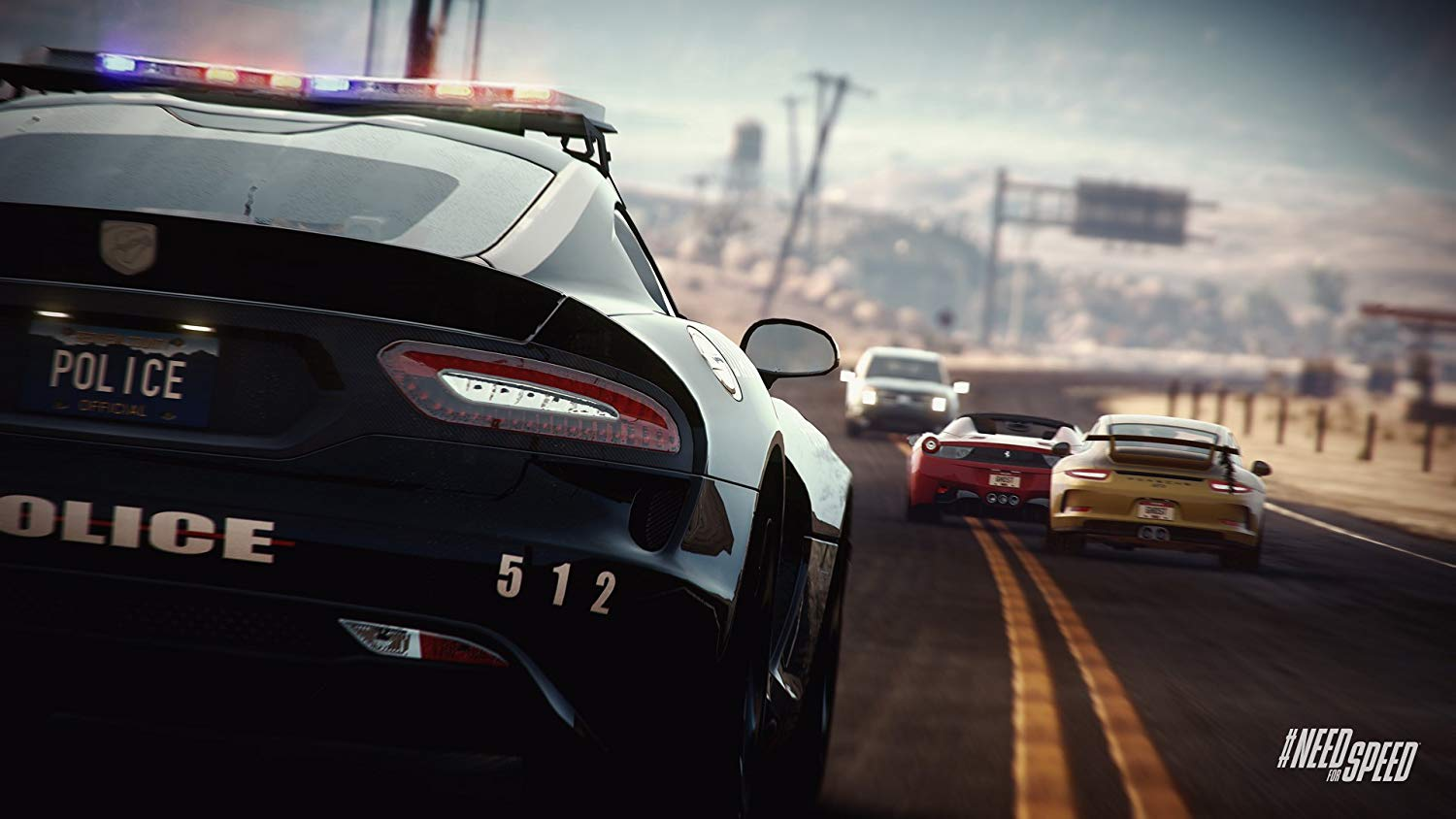 Need for Speed: Rivals - PS4