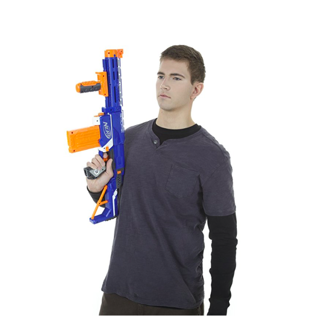 Nerf N-Strike Elite Retaliator Blaster (Colours May Vary)