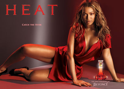 Beyonce Heat Perfume for women (100 ml)