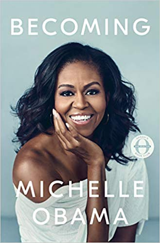 Becoming by Michelle Obama (Hardcover) (RENT)