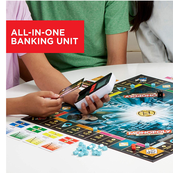 Monopoly Game: Ultimate Banking Edition (RENT)