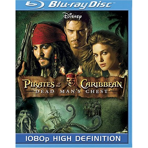 Pirates of the Caribbean: Dead Man\'s Chest (2-Disc Set) [Blu-ray]