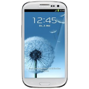 Samsung Galaxy SIII/S3 (16GB - White) - Unlocked