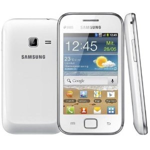 Samsung Galaxy Ace Duos S6802 - Factory Unlocked, Dual SIM, Android Smartphone