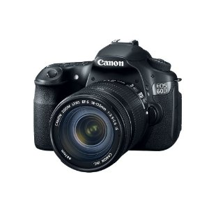 Canon EOS 60D 18 MP CMOS Digital SLR Camera with 3.0-Inch LCD and 18-135mm f/3.5-5.6 IS UD Standard Zoom Lens