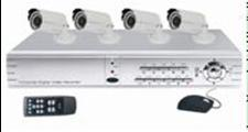 CCTV 4 Channel Combo