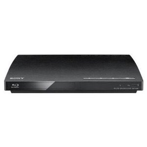 Sony BDP-BX18 Blu-ray Player with HDMI cable (Black)