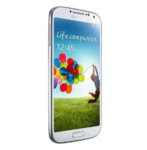 Samsung Galaxy SIV/S4 (16GB - White)  Factory Unlocked
