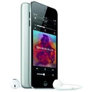 Apple iPod touch 16GB Black/Silver (5th Generation) NEWEST MODEL