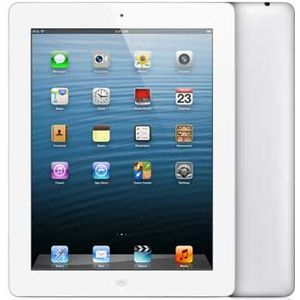 Apple iPad 4 with Retina Display MD513LL/A (16GB, Wi-Fi, White) NEWEST VERSION