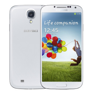 Samsung Galaxy S4 16GB (White, Black OR Blue)
