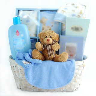 Gift Basket - (Baby Basket) (Boy/Girl)