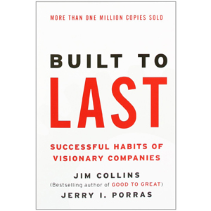 Built To Last By Jim Collins (Rental)