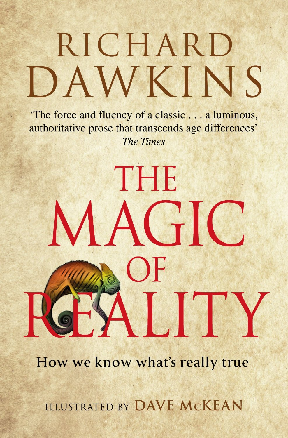 The Magic of Reality: How we know what\'s really true