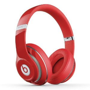 Beats Studio Wireless Over-Ear Headphone (Red)