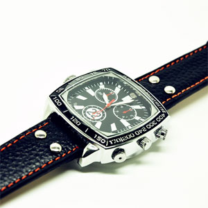 Spy Watch 1080P HD IR DVR 16GB (Rent to Own)
