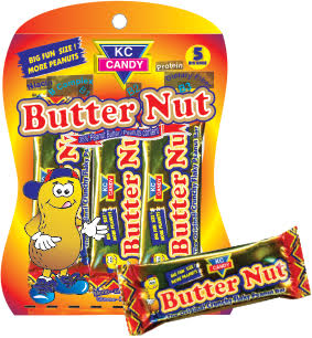 KC CANDY BUTTER NUT