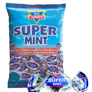 KC CANDY SUPER MINTS