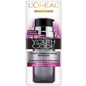 L\'Oreal Paris Youth Code Regenerating Skincare