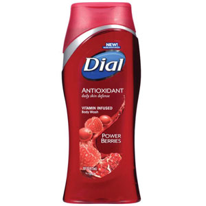 Dial Body Wash Antioxidant Cranberry 16oz
