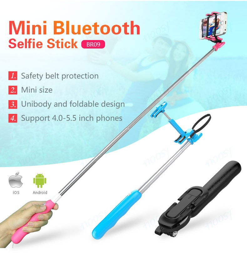 Mini Bluetooth Selfie Stick