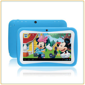 Kiddo V1 Android 5.1 Kids Tablet