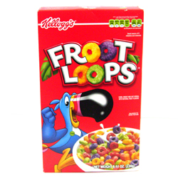 Kellogg\'s Froot Loops