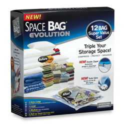 Space Bag Evolution Super 12-Piece Combo Set
