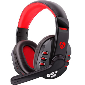 Ovleng V8-1 Bluetooth Wireless Headphone w/ Extended Mic