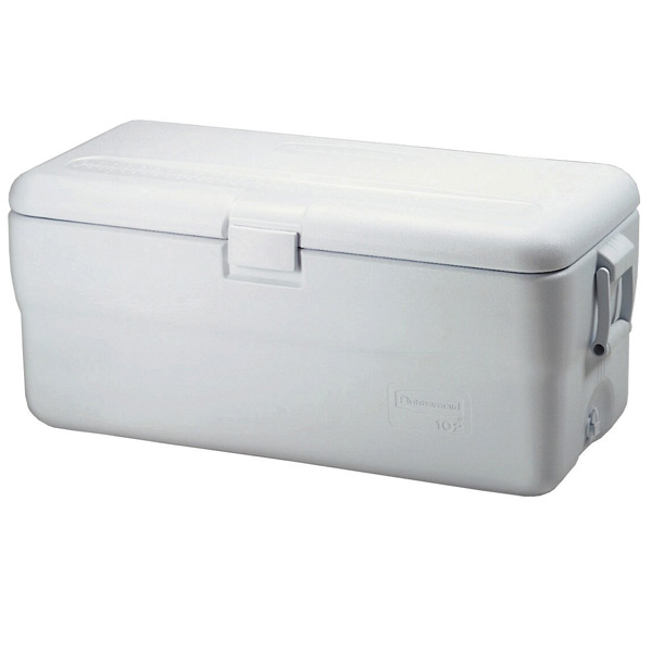 Rubbermaid 102 qt. Marine Ice Chest Cooler (Rent)
