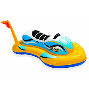 Intex Recreation Wave Rider Ride-On, Age 3+