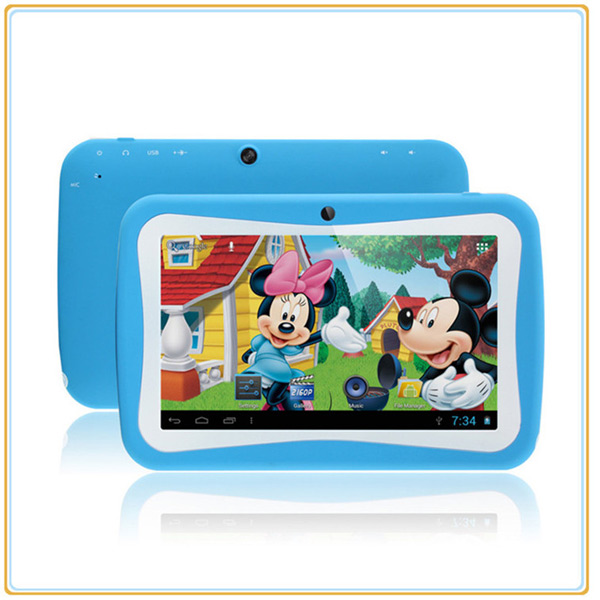 Kiddo V1 Android 5.1 Kids Tablet (Rent to Own)