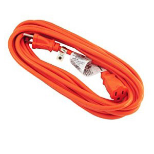 ROOMLOCKS HEAVY DUTY OUTDOOR/INDOOR EXTENSION CORD  6FT