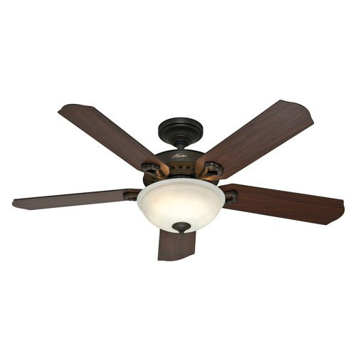 "Hunter Fan Bellwood 52"" Ceiling Fan with Light"