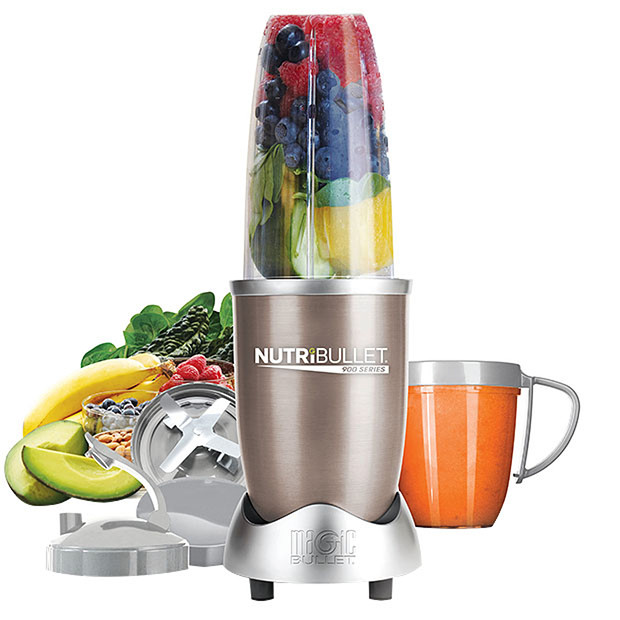 NutriBullet Pro 900 Hi-Speed Blender/Mixer, 9-piece Set (Rent-to-Own)