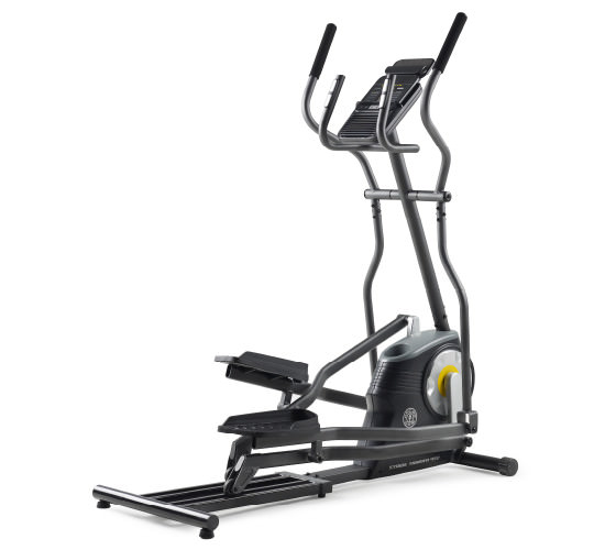 Gold\'s Gym Stride Trainer 450i Elliptical Machine, with iFit Bluetooth Smart Technology